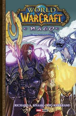 World of Warcraft: Mago (Rústica) #