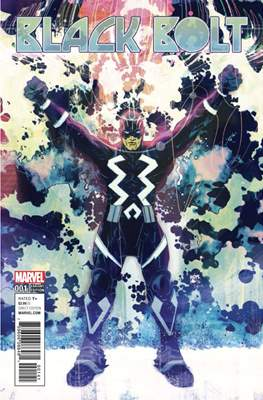 Black Bolt (Variant Covers)