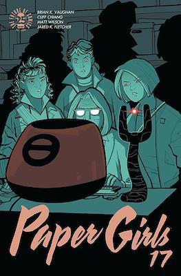 Paper Girls (Comic-book) #17