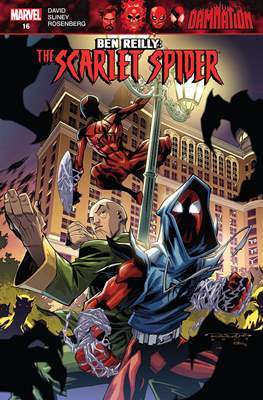 Ben Reilly: The Scarlet Spider (Comic-book) #16