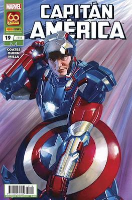 Capitán América Vol. 8 (2011-) (Grapa) #118/19