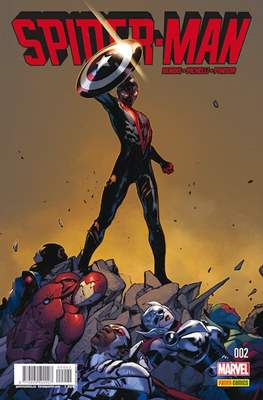 Spider-Man (2016-) (Grapa) #2
