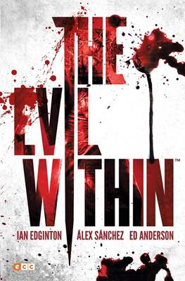 The Evil Within (Rústica 112 pp) #