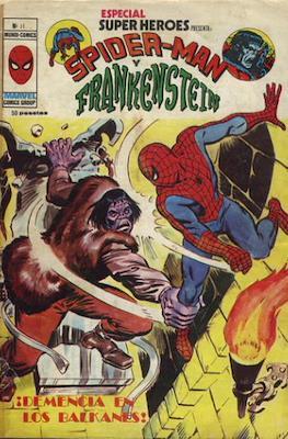 Especial Super Héroes (1979-1980) (Grapa) #11