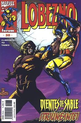 Lobezno vol. 2 (1996-2003) (Grapa) #38