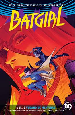 Batgirl (2018-) #3