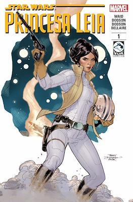 Star Wars: Princesa Leia (Grapas) #1