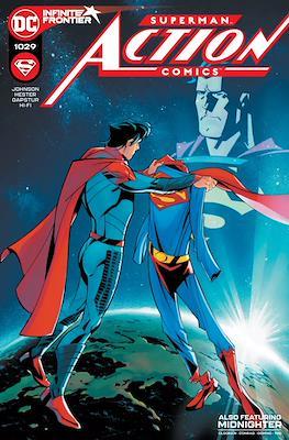 Action Comics Vol. 1 (1938-2011; 2016-) #1029