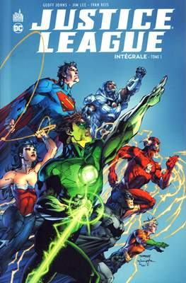 Justice League Intégrale (2012-2016)