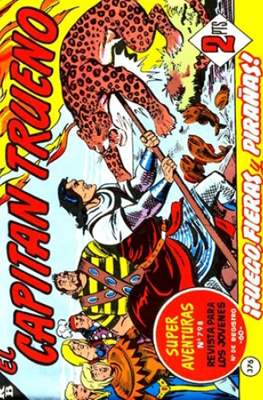 El Capitán Trueno (Grapa, 12 páginas (1991)) #376