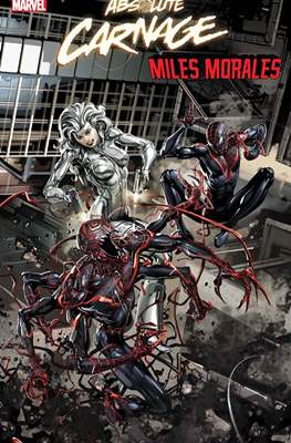 Absolute Carnage: Miles Morales (Comic Book) #3