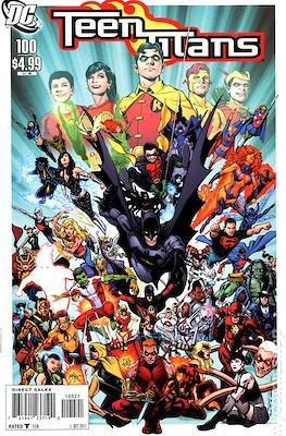 Teen Titans Vol. 3 (2003-2011 Variant Cover) (Comic Book) #100