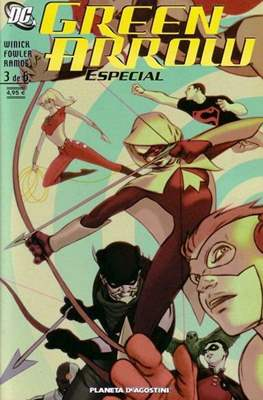 Green Arrow Especial (2006-2007) (Grapa 72 pp) #3