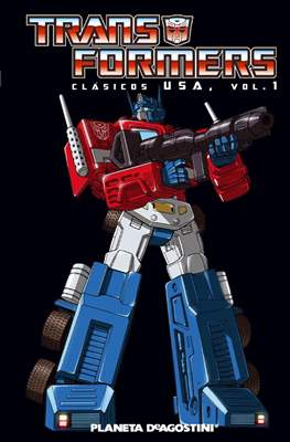 Transformers: Clásicos USA (Cartoné 324-288 pp) #1