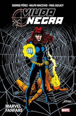 Viuda Negra. Marvel Fanfare (Cartoné 112 pp) #