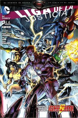 Liga de la Justicia (Grapa) #11
