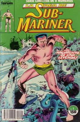 La Saga de Sub-Mariner (1989-1990)