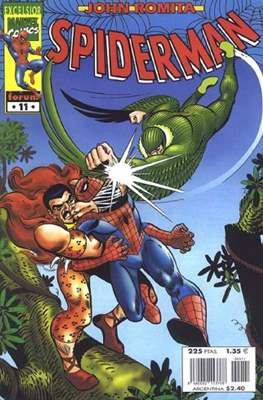 Spiderman de John Romita (1999-2005) #11