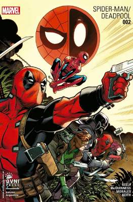 Spider-Man / Deadpool (Rústica) #2