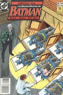 Batman (1987-1993) #34