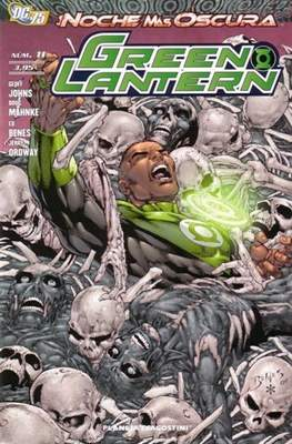 Green Lantern (2009-2012) (Grapa 72 pp) #11