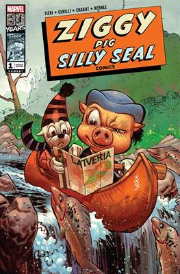 Ziggy Pig Silly Seal Comics