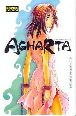 Agharta (Rústica con sobrecubierta) #1