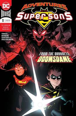 Adventures of the Super Sons (2018-) (Comic Book) #11