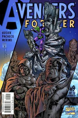 Avengers Forever (Comic Book) #9