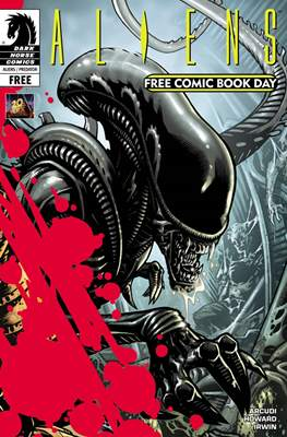 Aliens #0 - Free Comic Book Day 2009