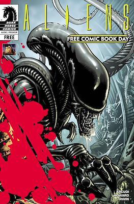 Aliens #0 - Free Comic Book Day 2009