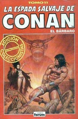 La Espada Salvaje de Conan el Bárbaro. Edición coleccionistas (Rojo) (Cartoné 192 pp) #11