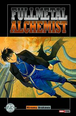 Fullmetal Alchemist (Rústica) #23
