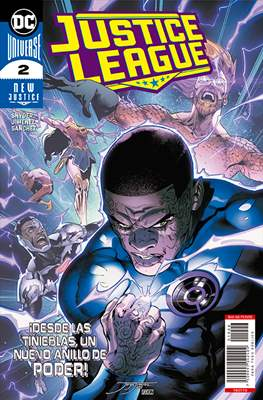 Justice League: New Justice (2019-) (Grapa) #2