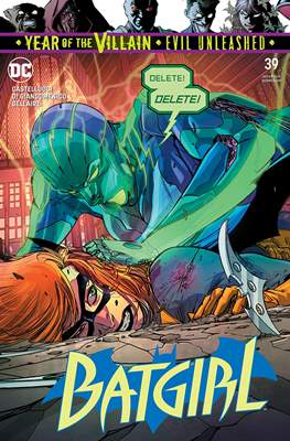 Batgirl Vol. 5 (2016-) (Comic Book) #39