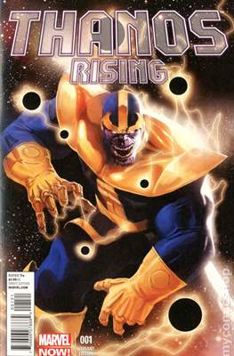 Thanos Rising (Variant Cover)