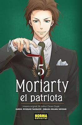 Moriarty el patriota (Rústica con sobrecubierta) #5
