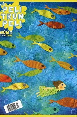 La Pelitrúmpeli (Grapa, A-4, color) #2