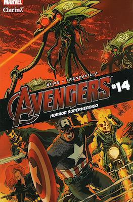 Colección Avengers (Rústica) #14
