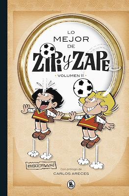 Lo mejor de Zipi y Zape (Cartoné 192 pp) #2