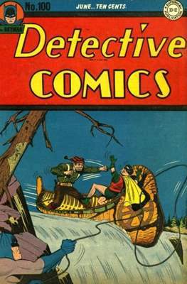 Detective Comics Vol. 1 (1937-2011; 2016-) (Comic Book) #100