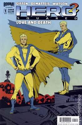 Hero Squared Love and Death