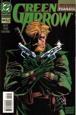 Green Arrow Vol. 2 (Comic-book.) #84