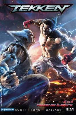 Tekken: Feudo de sangre #2