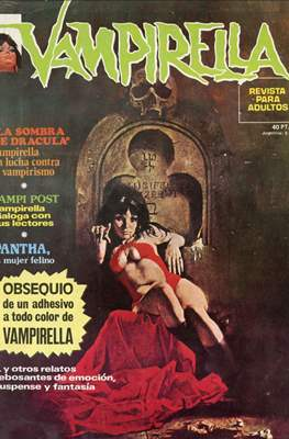 Vampirella (Revista Grapa) #3