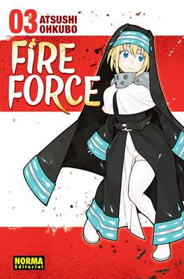 Fire Force #3