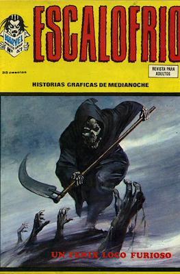 Escalofrío: Historias gráficas de medianoche (Grapa 52-68 pp. 1973-1979) #47