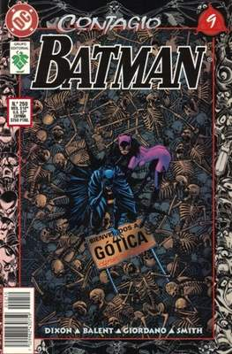 Batman (1987-2002) (Grapa) #250