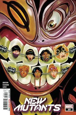 New Mutants Vol. 4 (2019-) (Comic Book) #10