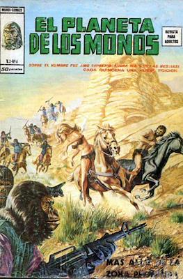 El planeta de los monos Vol. 1 #6